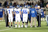 Lampasas vs. La Vernia Area Regional Game